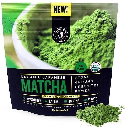 Organic Japanese Green Tea Matcha