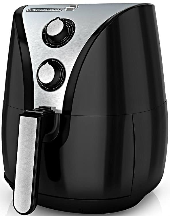 BLACK+DECKER PuriFry Oil Free Air Fryer