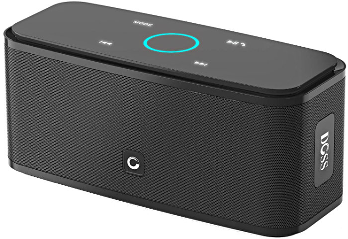 DOSS Touch Wireless Bluetooth Portable Speaker