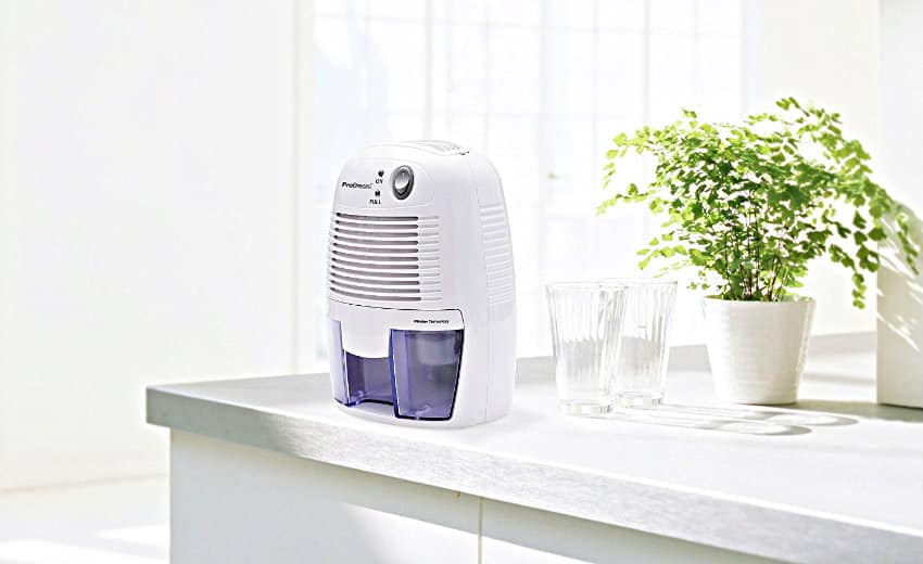 Pro Breeze Electric Dehumidifier in home