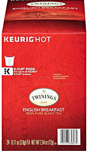 24 Count Twinings English Breakfast Tea