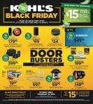 Kohl's Black Friday: Select Deals Start Now!