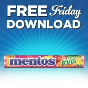 Kroger free Friday download for Free Mentos