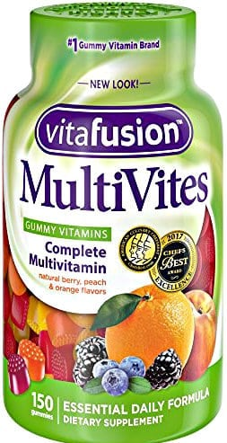 150-Count Vitafusion Multi-vite Gummy Vitamins For Adults