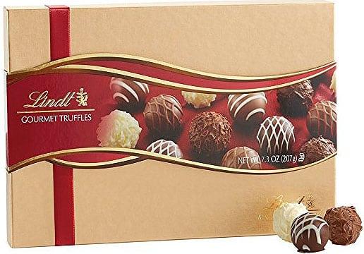 Lindt LINDOR Assorted Chocolate Gourmet Truffles
