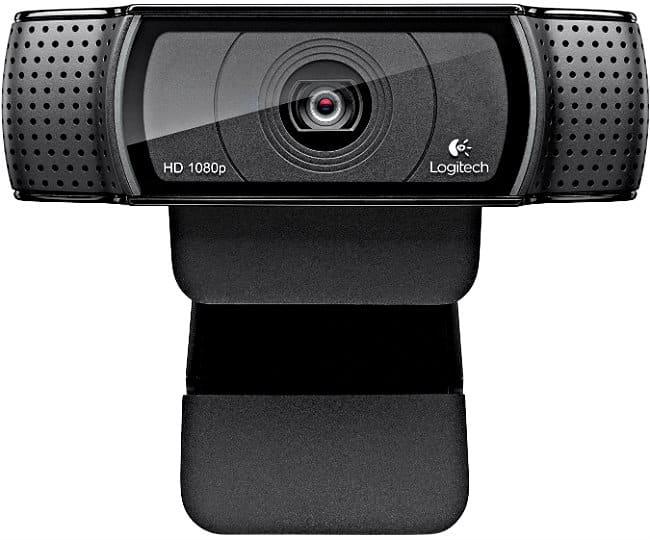 Logitech HD Pro Webcam
