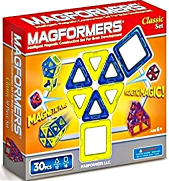 30-Piece Magformers Classic Set