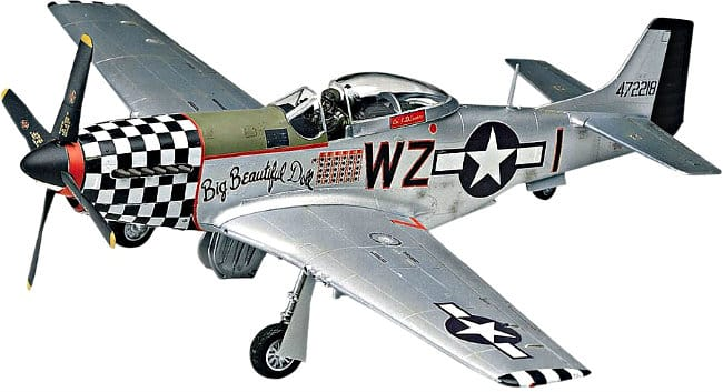 Revell 1:48 P – 51D Mustang