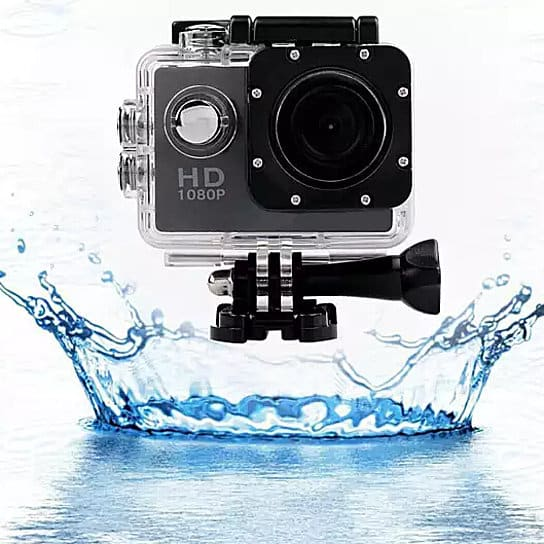 All PRO HD 1080P Action Sports Camera