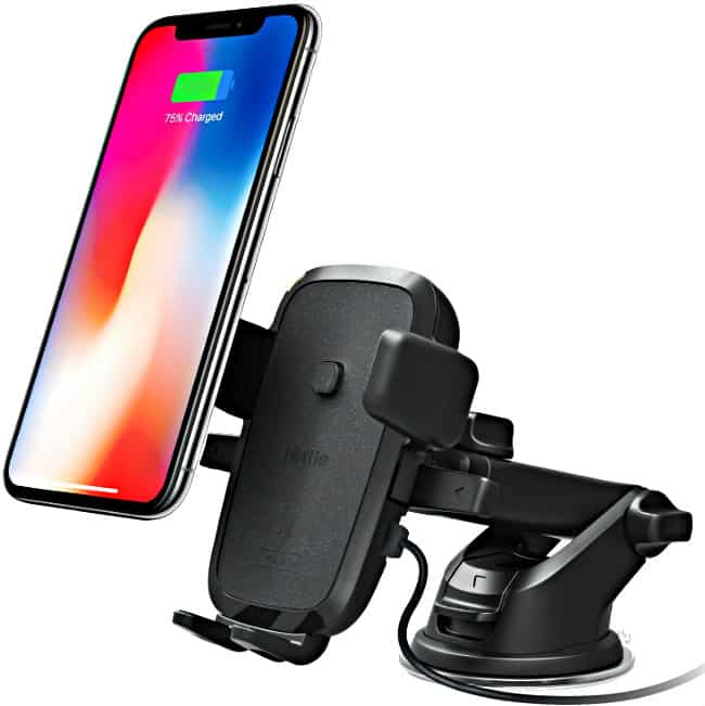 iOttie Easy One Touch Wireless Fast Charge Car Mount