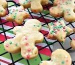 Christmas Shortbread Cookies Recipe
