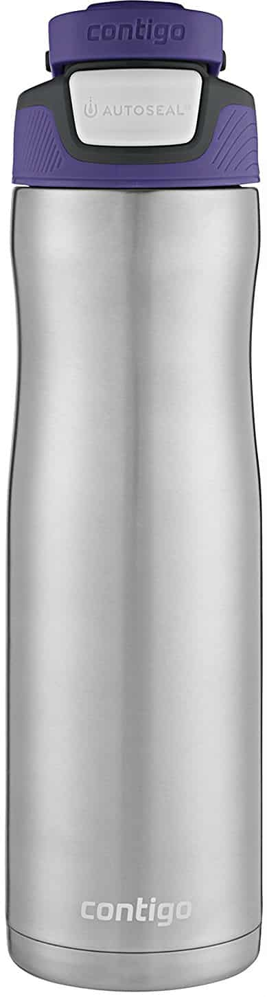 24-Ounce Contigo Autoseal Chill Stainless Steel Water Bottle