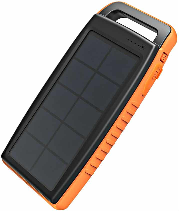 Solar Charger RAVPower Outdoor Portable Charger