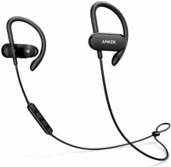 Anker SoundBuds Curve Bluetooth Headphones