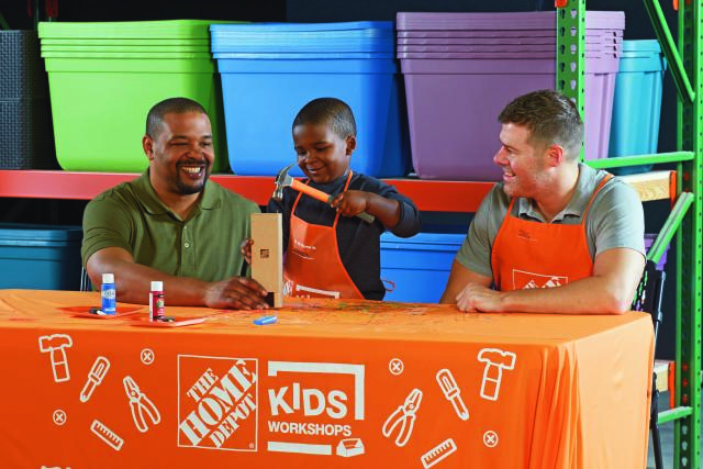 FREE Home Depot Workshop For Kids: Construct a Periscope (March 3)