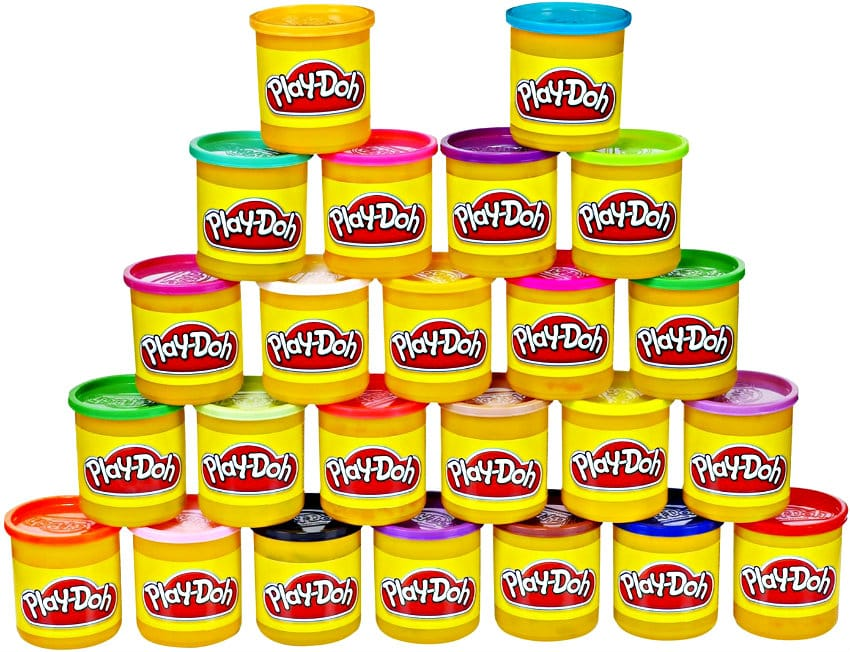 24-Pack Play-Doh Modeling Compound