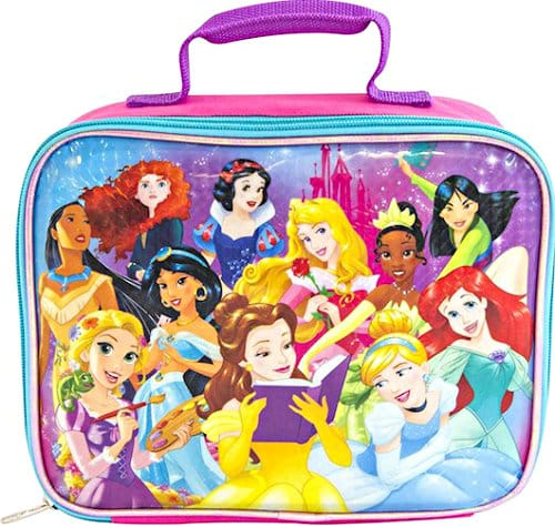 Disney kids lunch boxes