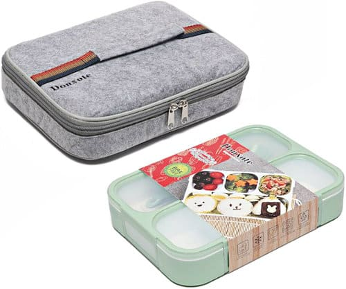 Donxote bento boxes for kids
