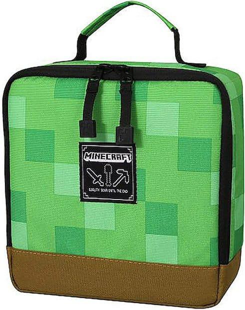 JINX Minecraft kids lunch box