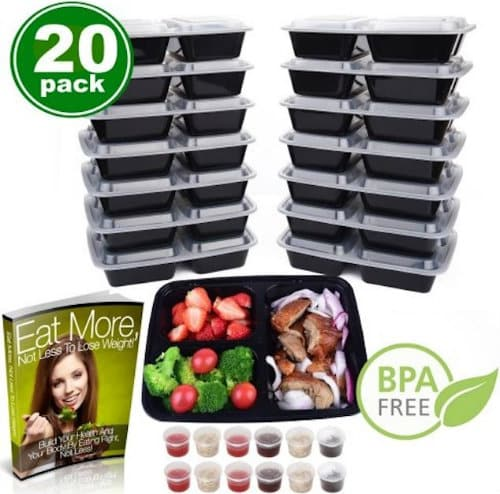 Meal prep kids lunch boxes