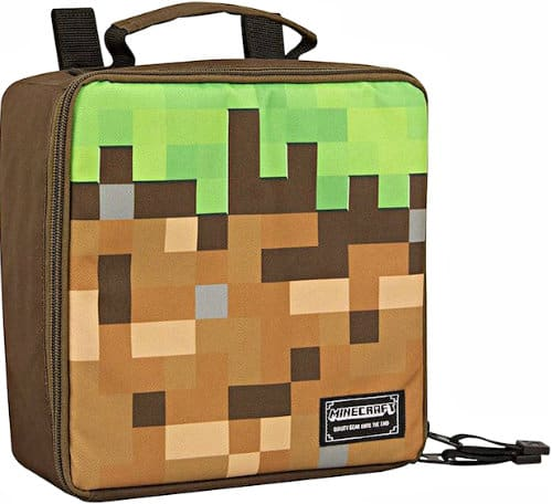 Minecraft lunch boxes for kids
