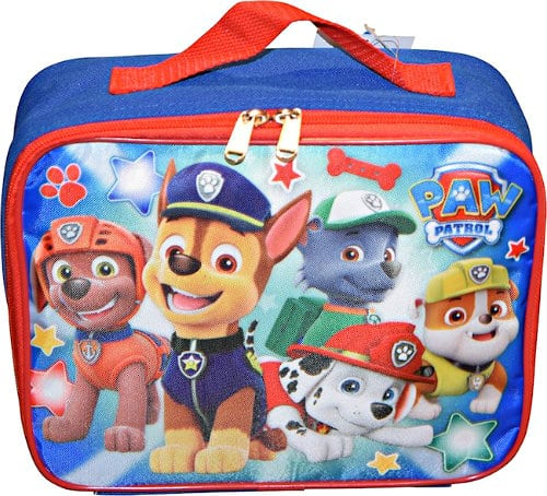 PAW Patrol kids lunch boxes
