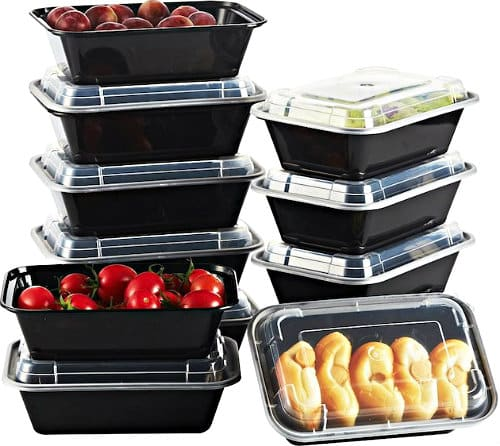 Nutribox lunch box containers