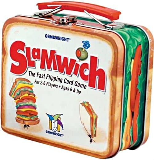 Slamwich retro kids lunch box