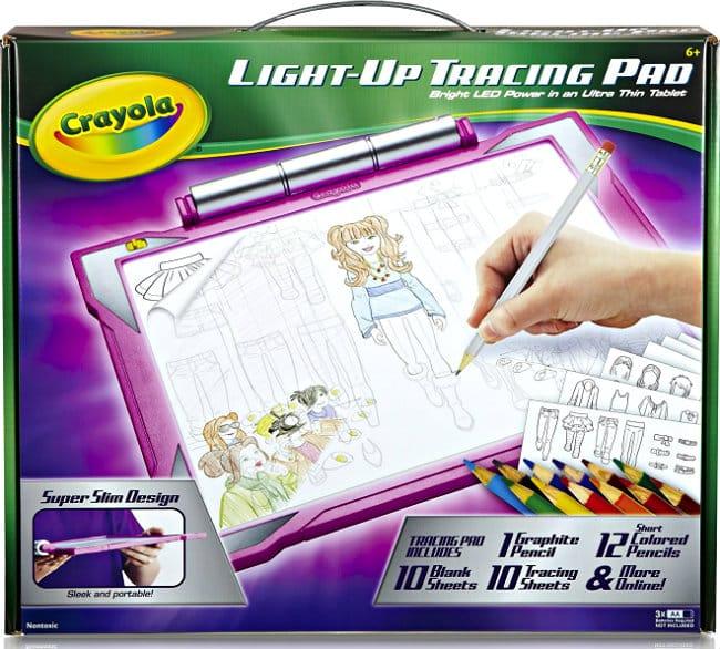 Crayola Light-up Tracing Pad