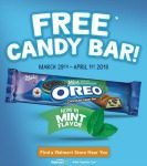 Easter Weekend Head to Participating Walmart Stores to Snag FREE OREO Mint Chocolate Candy Bars in the 1 Million Sample Giveaway