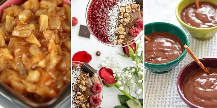 quick dessert recipes