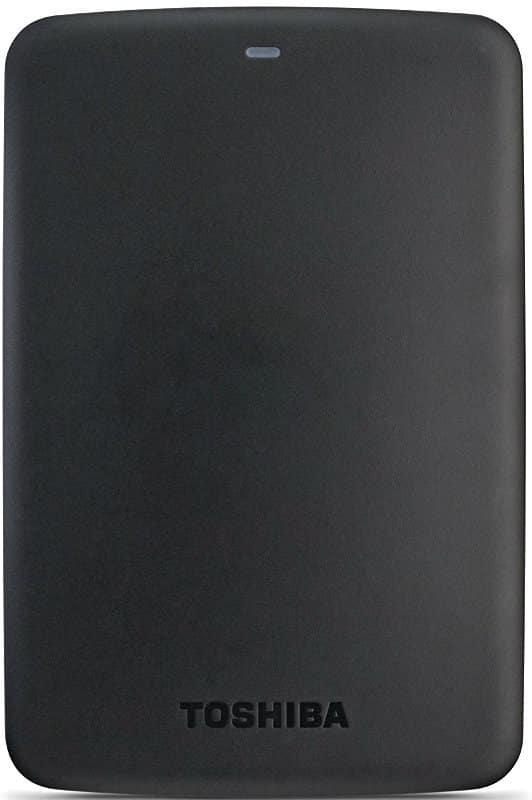 3TB Toshiba Canvio Basics Storage Product