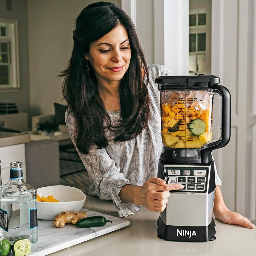 Ninja Kitchen System in use