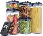 Amazon: 5-Piece Royal Air-Tight Food Storage Container Set Just $23.99  (Regularly $69.99) – Today Only!
