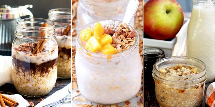 breakfast in a jar recipes