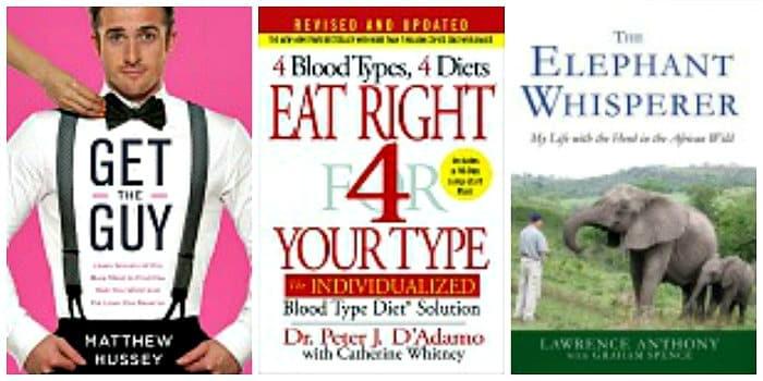 top nonfiction Kindle books