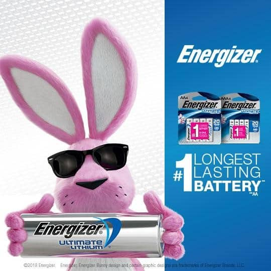 Energizer Ultimate Batteries