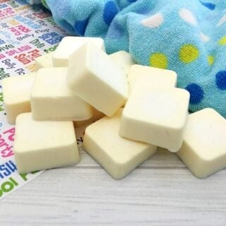 Homemade Natural Sunscreen Lotion Bars