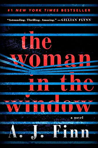 The Woman in the Window Kindle book edition