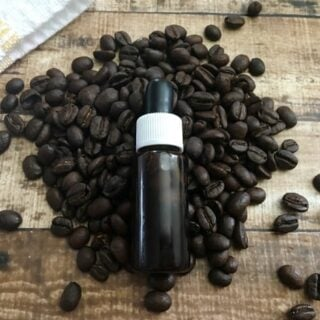 DIY Caffeine Eye Serum