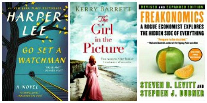 Select Kindle books on Amazon