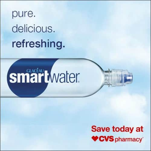 CVS smartwater promo