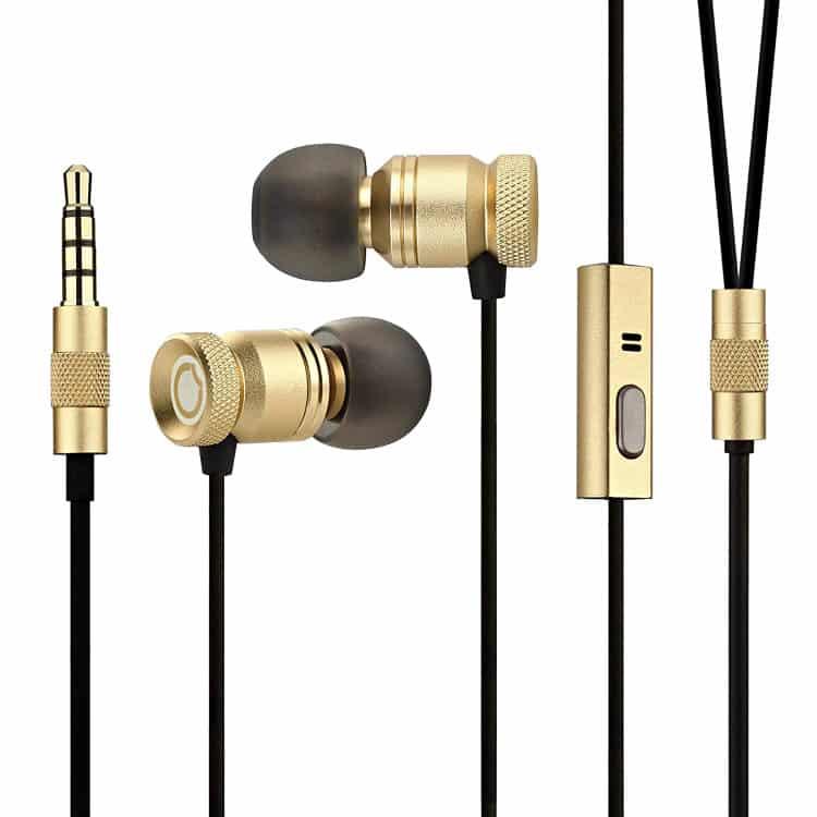 GGMM Nightingale Deep Heavy Bass In-Ear Noise-Isolating Headphone