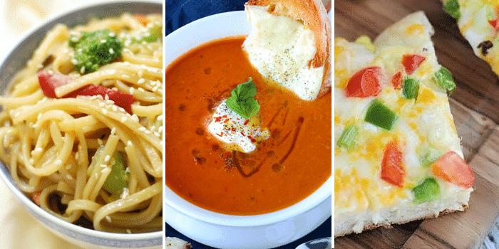 Weight watchers family meals vegetarian