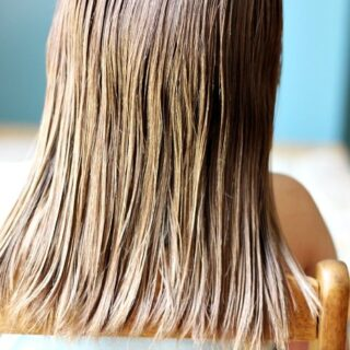 Homemade Oil Treatment for Hair - Great for Moisturizing & Strengthening