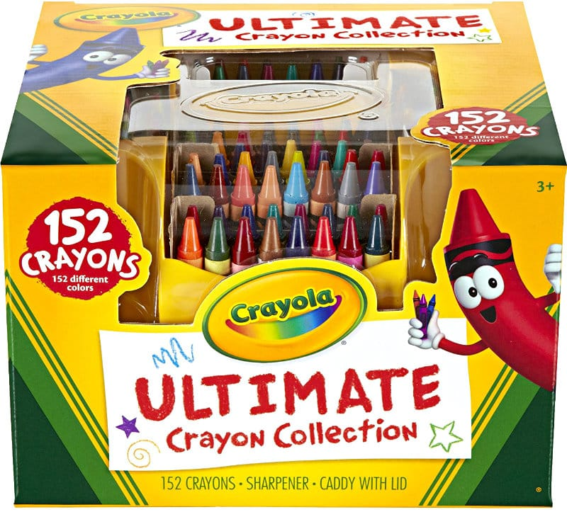 152 Piece Crayola Ultimate Crayon Collection