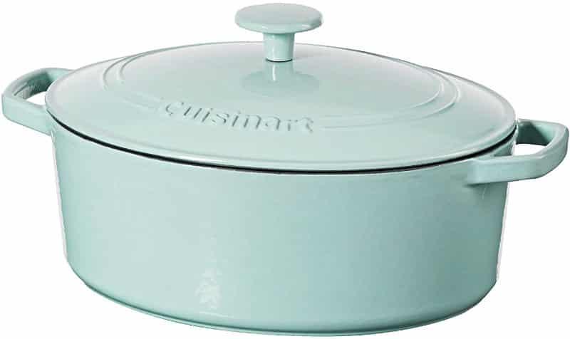 Cuisinart 5.5 Qt. Casserole Cast Iron