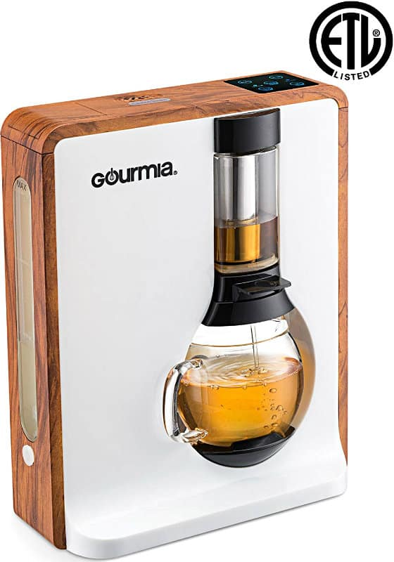 Gourmia Electric Coffee & Tea Brewing System