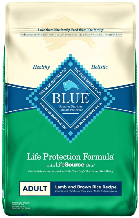 30-lb Blue Buffalo Life Protection Formula Natural Adult Dry Dog Food