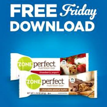 Kroger free Friday download ZonePerfect